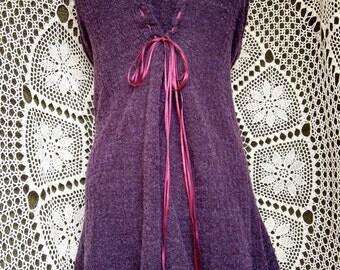 Merino Loop, Elvin, Pixie, Gypsy Knitted Cardigan/Jacket