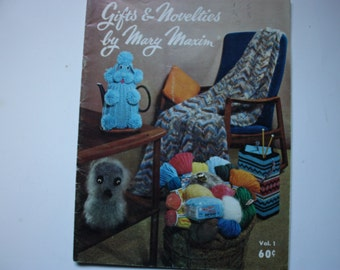 Gifts and Novelties by Mary Maxim Vol. 1
