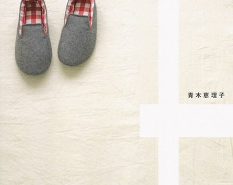 11 Room Shoes Designs - Room Shoes Sewing Patterns - Sewing Pattern - Room Shoes - japanese craft book - ebook - PDF - instant download
