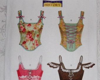 New Butterick Sewing Pattern B 5935 Corsets