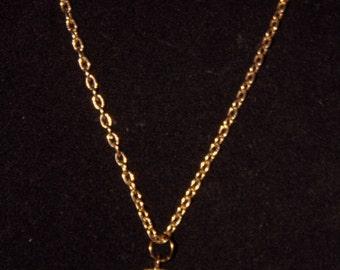 Gears Pendant Necklace