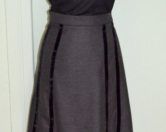 Penny Dreadful inspired, Victorian style skirt