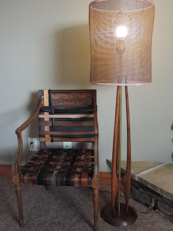Bamboo Floor Lamp Shade