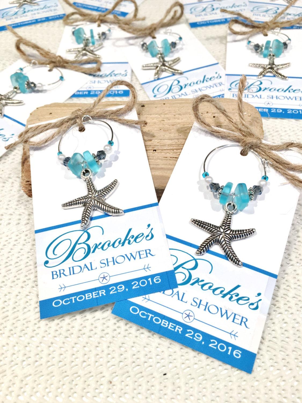 Beach Bridal Shower Favors Beach Wedding Favors Starfish