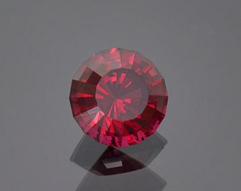 Deep Cranberry Red Rhodolite Garnet from Tanzania 4.76 cts.