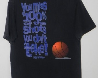 Vintage 90s//No Fear//Size Large//Tshirt//Extreme Sport//Made In USA