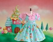BLYTHE Dress *Candy Love* Dress for Blythe by Sweet Petite Shoppe
