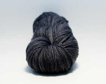 The Oncoming Storm Tonal Superwash Merino Worsted Yarn