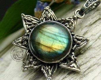 The Sun II - Necklace