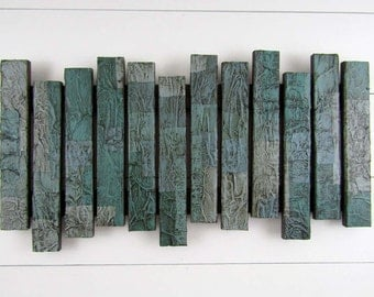 Pallet Wood Wall Art pallet art | etsy