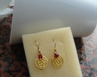 585 goldfilled-earrings m. sweet two