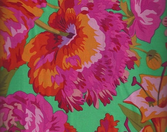 Kaffe Fassett Collective Spring 2016 - VOLUPTUOUS GREEN designed by Philip Jacobs