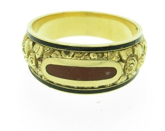 George III Mourning Ring (SKU231)