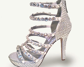 Swarovski Crystal Women's Shoes
