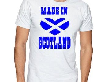 scotland t shirt