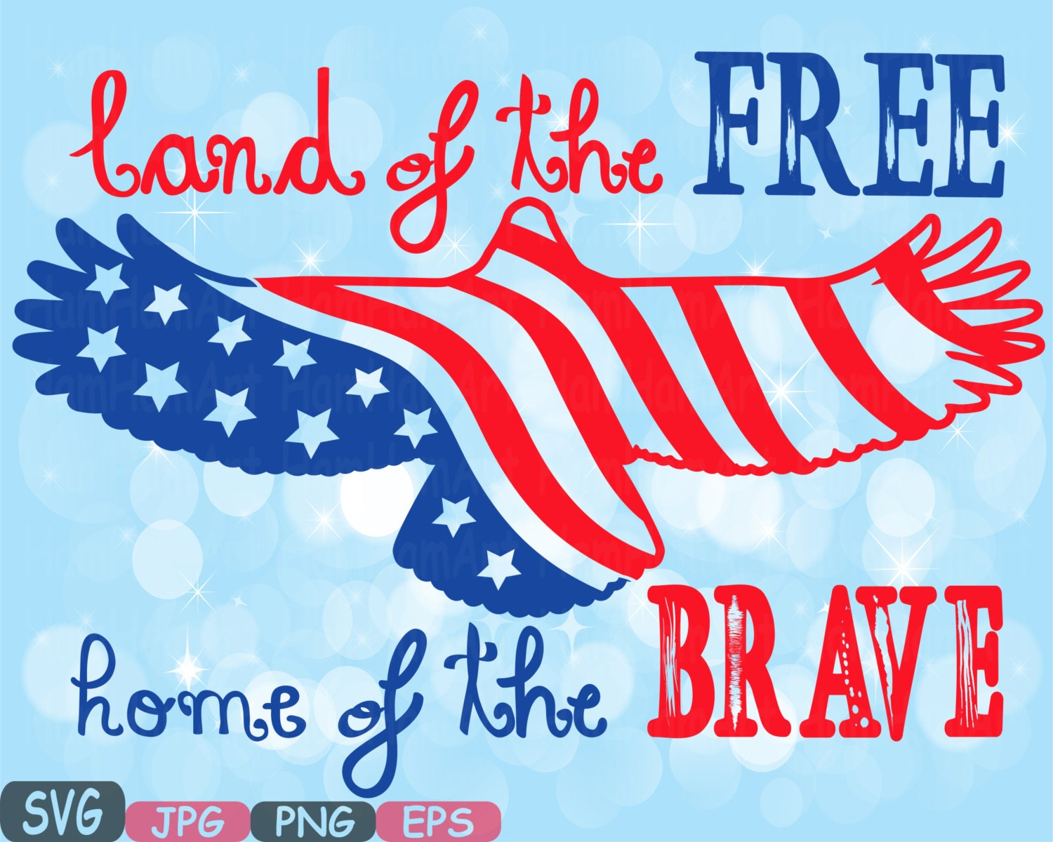 Land of the free home of the brave quote silhouette svg for How to get free land in usa