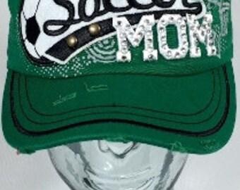 Soccer mom Cadet hat