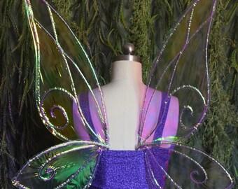 Vidia Disney Fairies Inspired Iridescent Fairy Wings