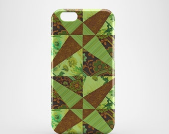 Floral Pattern Phone case,  iPhone X Case, iPhone 8 case,  iPhone 6s,  iPhone 7 Plus, IPhone SE, Galaxy S8 case, Phone cover, SS137a