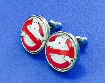 Ghostbusters Earring