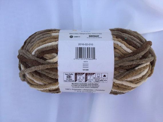 Sonoma 00018 Bernat Blanket Yarn 150g 5 3 Oz Super