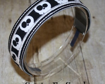 Fabric Applique Vinyl Headband Sleeves for the 6x10 and 7x12 hoop