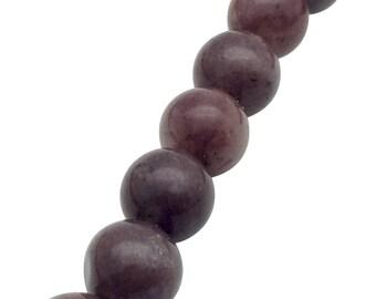 Purple Aventurine Beads 8mm Purple Aventurine 8mm Beads Round Purple Aventurine Beads 8mm Round Purple Aventurine Round 8mm Purple Gemstone