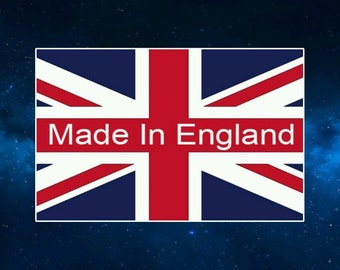 Made In England Fridge Magnet. NEW. Union Jack, Great Britain