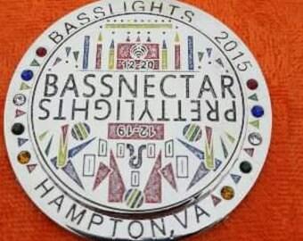 Basslights 2015 spinner pin