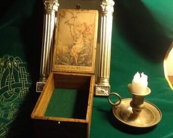 Fairie tarot card box