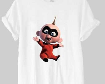 The Incredibles babies T-shirt for all size Kids shirt and Adults shirt men and women t-shirt