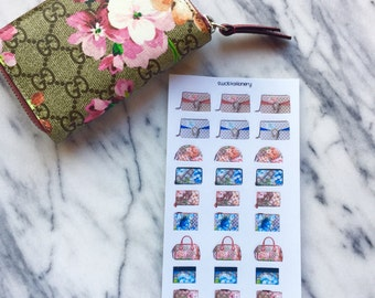 Gucci Blooms Stickers