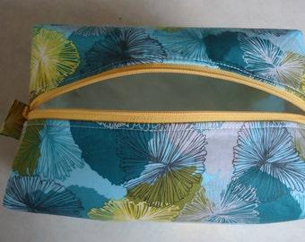 Boxy Toiletry bag or Make up bag