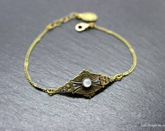 Art deco bracelet Diana