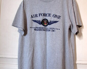 AIR FORCE ONE ≈Presidential Crew≈ T-shirt