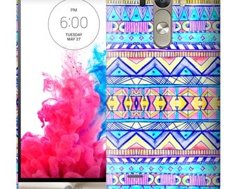 LG G3 Case Neon Lights Cool Design Hard Phone Case