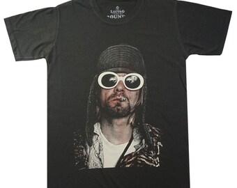 Nirvana, Kurt Cobain, t-shirt