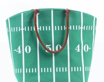 Personalized football game bag
