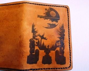 Star Wars Leather Wallet