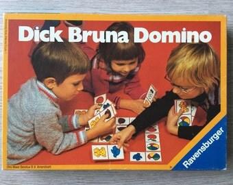 vintage Dick Bruna Domino - Ravensburger