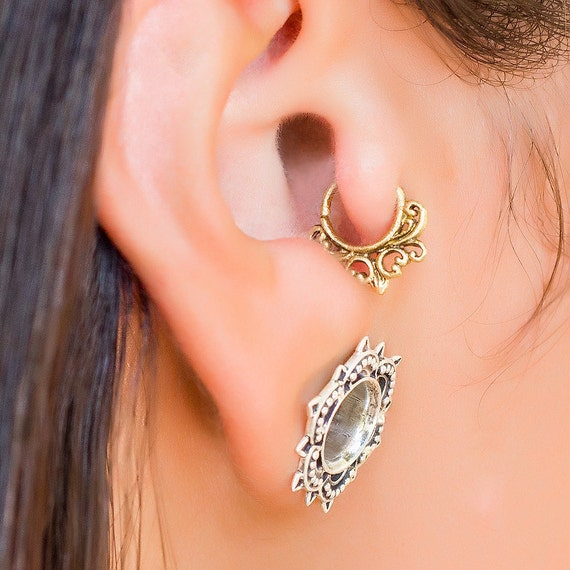 tragus jewelry hoops tragus hoop cartilage jewelry cartilage earring tragus 7187