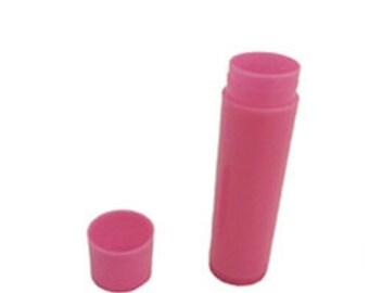 Pink Lip Balm Tubes (empty) Order SOON