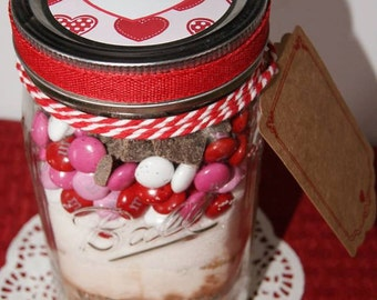 Charushma's listing - (3) Recipe in a jar - gifts
