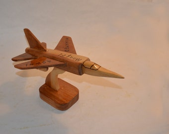 Airplane model Mirag F1