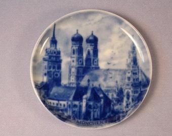 Munich Plate Kaiser Porcelain Mini Plate
