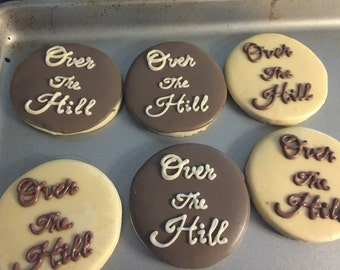 Over the hill cookies  one dozen