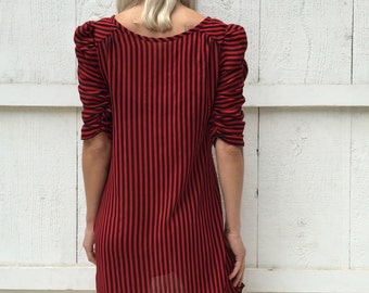 The perfect red dress
