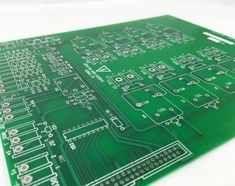 ONE XL Extra Large Reclaimed Recycled Circuit Board Bare Breadboard, Wholesale Bulk Computer Parts for Upcycling Craft Supplies