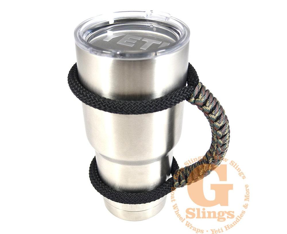 Tumbler Cup Handle For Yeti Rtic Sic Or Ozark Camo