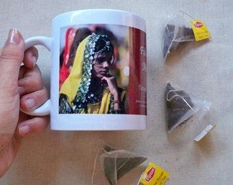 Coffee mug, mug, Coffee cup, Funny mug, Funny coffee mug, Personalized mug - 2015 Limited edition Filomena's Mehendi Coffee Mug